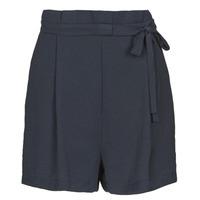 Textil Mulher Shorts / Bermudas Only ONLAMANDA Marinho