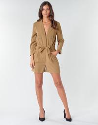 Textil Mulher Macacões/ Jardineiras Only ONLBREEZE Cáqui