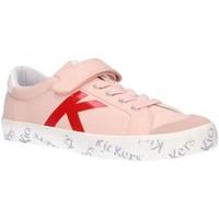Sapatos Rapariga Sapatilhas Kickers 694553-30 GODY Rosa