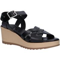 Sapatos Mulher Sandálias Kickers 775740-50 WIDJIK Negro