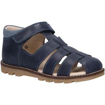 Sapatos Rapaz Sandálias Kickers 784380-10 NONOSTA Azul