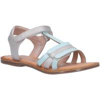 Sapatos Rapariga Sandálias Kickers 700963-30 DIAMANTO Azul