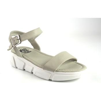 Sapatos Mulher Sandálias Xti Sandália senhora  34300 bege Castanho