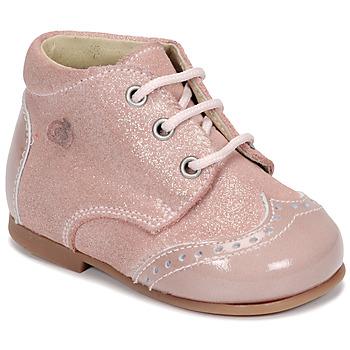 Sapatos Rapariga Botas baixas Citrouille et Compagnie NONUP Rosa