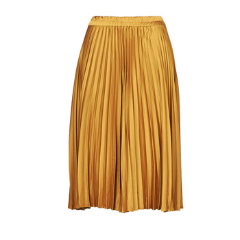 Textil Mulher Saias Betty London NAXE Mostarda