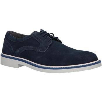 Sapatos Homem Sapatos Geox U925SA 00022 U SILMOR Azul