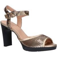 Sapatos Mulher Sandálias Geox D92CLC 0AT41 D ANNYA HIGH Gold