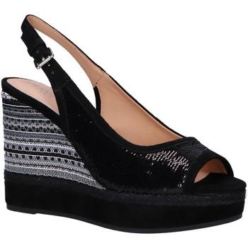 Sapatos Mulher Sandálias Geox D92CFF 0AT21 D YULIMAR Negro