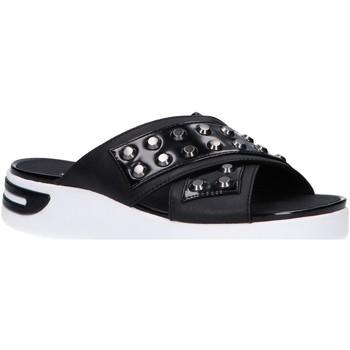 Sapatos Mulher Chinelos Geox D92CMD 08554 D OTTAYA Negro