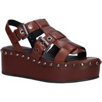 Sapatos Mulher Sandálias Geox D92CXB 00043 D SHAKIMA Marr?n