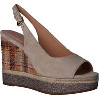 Sapatos Mulher Sandálias Geox D92CFA 00021 D YULIMAR Beige