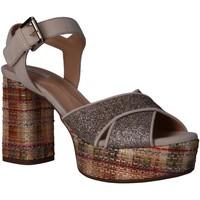 Sapatos Mulher Sandálias Geox D928WB 021EW D GALENE Beige