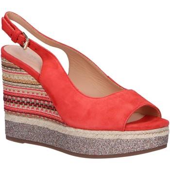 Sapatos Mulher Sandálias Geox D92CFA 00021 D YULIMAR Rojo