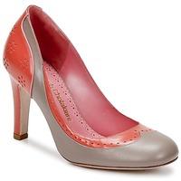 Sapatos Mulher Escarpim Sarah Chofakian LAUTREC Argila / Salmão