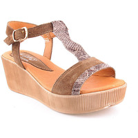 Sapatos Mulher Sandálias Wilano L Sandals Lady Taupe
