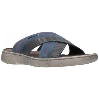 Sapatos Homem Chinelos T2in R92351 jeans Hombre Jeans bleu