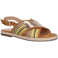 Sapatos Mulher Sandálias Geox D925SC 0DS21 D KOLLEEN Naranja