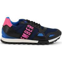 Sapatos Homem Sapatilhas Bikkembergs - fend-er_2232 Azul