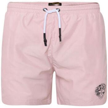 Textil Homem Fatos e shorts de banho Ed Hardy - Roar-head swim short dusty pink Rosa