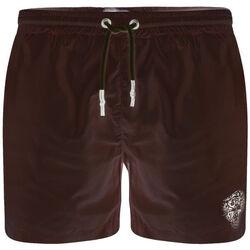Textil Homem Fatos e shorts de banho Ed Hardy - Roar-head swim short black Preto