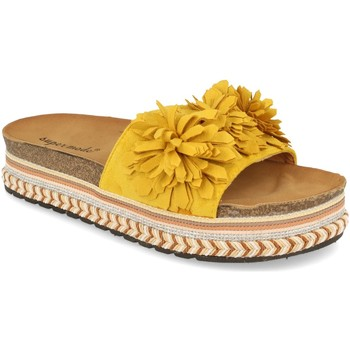 Sapatos Mulher Chinelos Ainy 9420 Amarillo