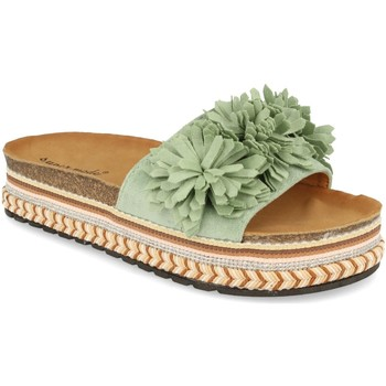 Sapatos Mulher Chinelos Ainy 9420 Verde