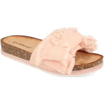 Sapatos Mulher Chinelos Ainy WSL-109 Rosa