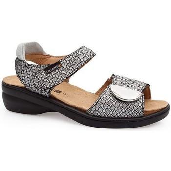 Sapatos Mulher Sandálias Calzamedi SANDÁLIA FRESCA ESTILO PRETO