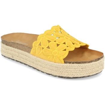 Sapatos Mulher Chinelos Festissimo YT5551 Amarillo