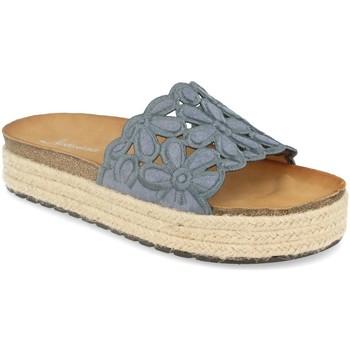 Sapatos Mulher Chinelos Festissimo YT5551 Azul