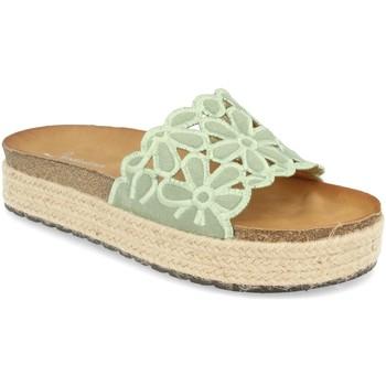 Sapatos Mulher Chinelos Festissimo YT5551 Verde