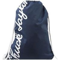 Malas Mulher Saco de desporto Converse Cinch Azul marinho