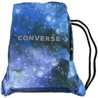 Malas Mulher Mochila Converse Galaxy Cinch Bag Azul