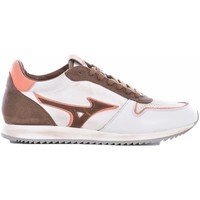 Sapatos Homem Sapatilhas Mizuno D1GB196254 ETAMIN Branco