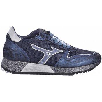 Sapatos Mulher Sapatilhas Mizuno D1GE181127 ETAMIN 2 Azul