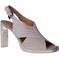Sapatos Mulher Sandálias Geox D92CDD 00021 D JENIEVE Hueso