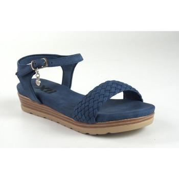 Sapatos Rapariga Sandálias Xti Sandália feminina  57193 azul Azul