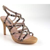 Sapatos Mulher Sandálias D'angela 17553 DMS Multicolor
