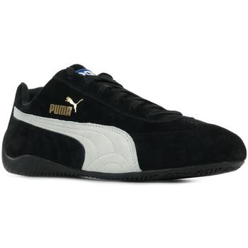 Sapatos Homem Sapatilhas Puma Speedcat OG Sparco Preto