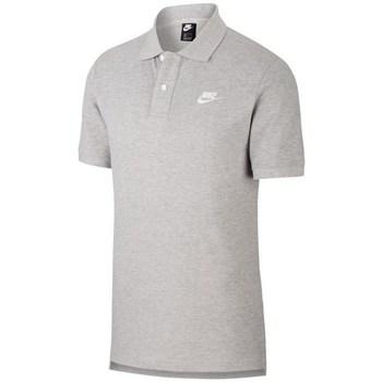 Textil Homem Polos mangas curta Nike Matchup Polo Cinzento