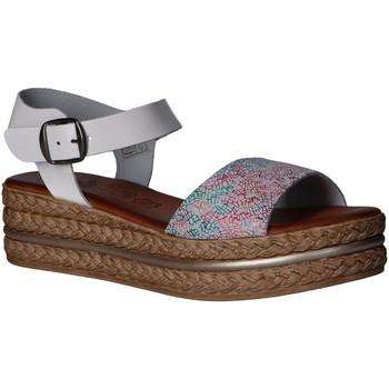 Sapatos Mulher Sandálias Lola Rico 808001 Blanco