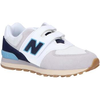 Sapatos Criança Sapatilhas New Balance YV574SOU Blanco