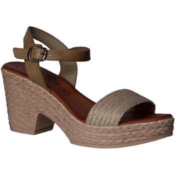 Sapatos Mulher Alpargatas Lola Rico 830000 Beige