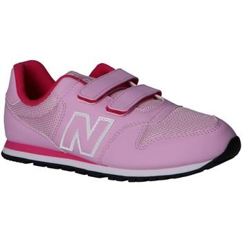 Sapatos Rapariga Sapatilhas New Balance YV500RK Rosa