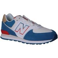 Sapatos Criança Multi-desportos New Balance PC574SCF Azul