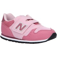 Sapatos Rapariga Multi-desportos New Balance IV373KP Rosa