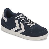 Sapatos Criança Sapatilhas Hummel VICTORY JR Azul