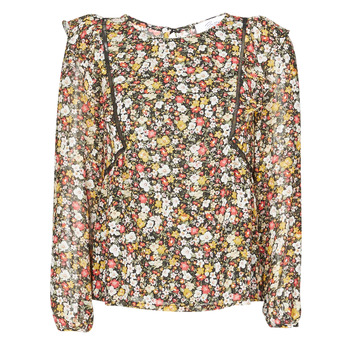 Textil Mulher Tops / Blusas Betty London NELIA Preto / Multicolor