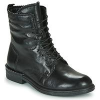 Sapatos Mulher Botas baixas Mjus PALLY Preto