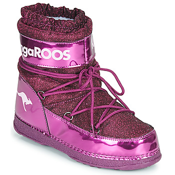 Sapatos Mulher Botas baixas Kangaroos K-MOON Violeta